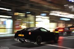 Wig ! (Passionauto291) Tags: london italia wrap ferrari velvet wig gtb v12 carspotting 599 fiorano velours moumoute passionauto29 londrescarspotting