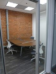 team office for three outside