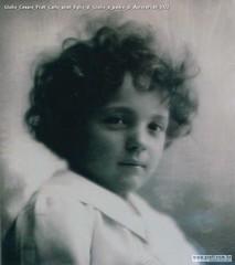 Giulio Cesare Prati Carlo prati figlio di Giulio e padre di AuroraPrati 1922