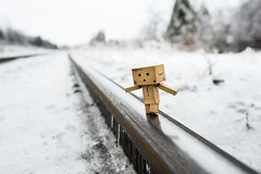 Daredevil (david.poon) Tags: winter snow canada ice train nikon 28mm tracks d800 danbo 18g
