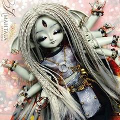 DD Anne lotus Near (Sakura-Streifchen) Tags: fantasy bjd balljointed batears yosd ddanne greyskin lotusnear 8armed