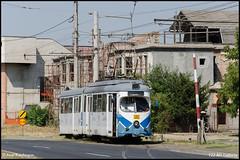 122 (Ligne 4) Tags: 6 tram ctp gt tramway arad tramvaj trikk tramwaj villamos tranvía трамвай stadtbahn tramvai トラム düwag strasenbahn tramvaiul