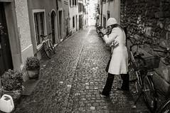 Untitled (Diueine) Tags: travel winter portrait bw schweiz switzerland europe suisse jill sony cosina voigtlander zurich zrich monteiro voigtlnder cv 21mm nex diueine 2013 nex3n