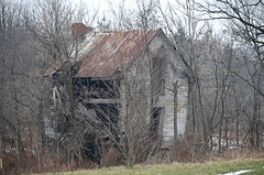 2014-01-10 (1a) (1) abandoned (JLeeFleenor) Tags: photos photography md oldhouse abandoned abandonedhouse rusty corrosion maryland