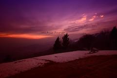 Sant'Elisabetta (Rita Anzano) Tags: winter sunset panorama nikon italia tramonto piemonte fotografia nebbia inverno colori altezza freddo paesaggio misti foschia cokin filtri giocando santelisabetta d7000