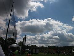 Eindhoven sky.