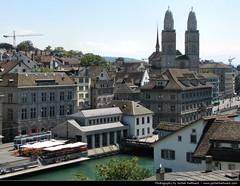 View from Lindenhof, Zurich (JH_1982) Tags: schweiz switzerland cityscape view suisse suiza zurich suíça zurique zürich helvetia aussicht svizzera lindenhof züri 瑞士 zwitserland zurigo svizra 스위스 苏黎世 szwajcaria スイス チューリッヒ turitg zurych schweizerische eidgenossenschaft zúrich швейцария 취리히 цюрих ज़्यूरिख़ स्विट्ज़रलैण्ड