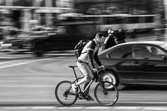 Biker (kohlmann.sascha) Tags: auto street people blackandwhite bw blur berlin blancoynegro monochrome car bike bicycle way deutschland clothing automobile cyclist dress traffic noiretblanc helmet streetphotography technik blurred voiture menschen clothes motionblur ciclista vehicle bicyclist monochrom schwarzweiss panning technique verkehr unscharf velo fahrrad biancoenero helm weg cycliste mensch kleidung headgear bewegungsunschärfe twowheeler automobil 汽车 automóvel elcarro bekleidung fahrbahn unschärfe fortbewegungsmittel schwarzweis bicyclerider schutzhelm fahrradfahrer strase zweirad kopfbedeckung vettura biciclo deuxroues elcoche streetfotografie strasenfotografie elautomóvil elciclista 两轮车 велосипеди́ст ilobsterit автомоби́ль