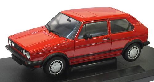 Welly VW Golf GTi (1)