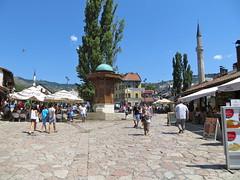 Oude stad Sarajevo