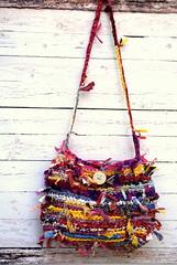 (osnat.ganor) Tags: handmade fabric etsy recycle handbag tote ecofriendly ragbag crochetedpurse crochetbag tagt ecoetsy fabricbasket etsyisrael osnatganor odpaam odpaametsy