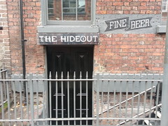"The Hideout, Seel Street, Liverpool • <a style=""font-size:0.8em;"" href=""http://www.flickr.com/photos/9840291@N03/13157311654/"" target=""_blank"">View on Flickr</a>"