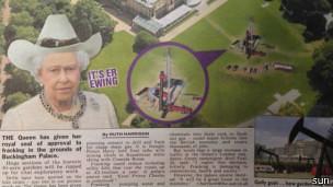 愚人节之际英国媒体编出种种趣闻