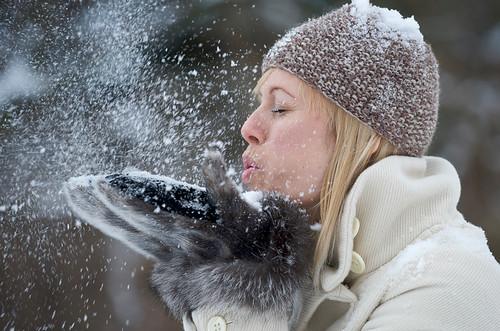 Vinterskønhed - Egmont