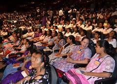 Alondra de la Parra con la Orquesta infantil Renacimiento en Chilpancingo