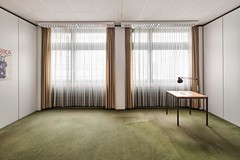 Green Carpet (GregoireC - www.gregoirec.com) Tags: building berlin architecture modern canon germany office plattenbau dri tempelhof gesundheitsamt 5dmarkii tse17mmf4l