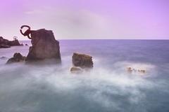 Peine del viento (roli_photos) Tags: naturaleza mar agua nikon escultura cielo donosti sansebastian aire libre eduardo euskadi rocas chillida donostia peine vientos d600 guipuzkoa euskalerria