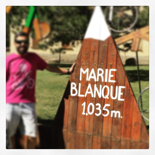 Marie Blanque #qh2015 #cycling #bsporty