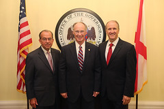 07-17-2015 Meeting with New University of Alabama President
