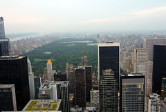Vistas desde el Top of the Rock - New York (mninha) Tags: newyork centralpark manhattan topoftherock nuevayork