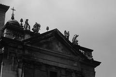 Pasados (criism13) Tags: catedral jaén foto nublado pasado antiguo nikon domingo
