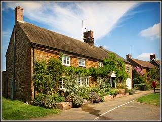 Cottages, Moreton Pinkney
