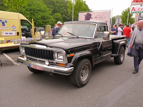 Jeep Cherokee Comanche Pick-up