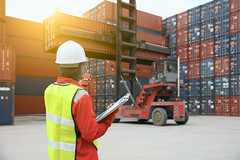 Foreman control loading Containers (Patrick Foto ;)) Tags: aec asia asian box business car cargo commerce commercial concept container control customs delivery dock dockyard economy engineer export foreman forklift freight goods handling harbour import industrial industry loading logistics management port ship shipping stack stacking storage terminal thailand transport transportation truck warehouse worker yard laemchabang changwatchonburi th
