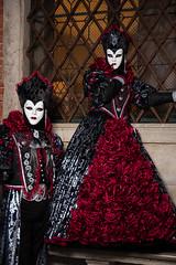 Carnevale di Venezia 2017 (Claude Schildknecht) Tags: carnaval carnevaledivenezia2017 costume ducale mask masque palaisdesdoges palazzo venedig venezia venice venise