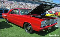 '67 Dodge Coronet (Photos By Vic) Tags: 1967 67 dodge coronet mopar musclecar classic car carshow automobile antique vehicle vintage red 2016charlottefallautofair