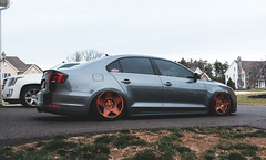 GLI (Mike Burns Photography) Tags: mk6 vw volkswagen jetta gli 3sdm bagriders bagged airlift
