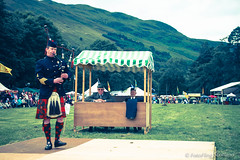Solo Piper (FotoFling Scotland) Tags: scotland kilt traditional scottish event piper clan highlandgames stirlingshire maclaren sporran strathyre mcgregor lochearnhead balquidder heavyweightevents stratheyre lochearnheadgames