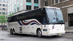Saddle River  960 (Gerry's Motorcoach Gallery) Tags: bus coach autobus autocar motorocach