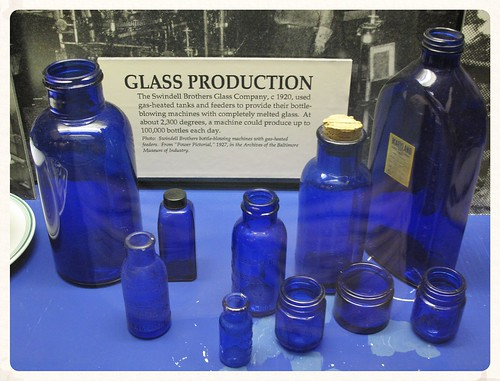 BMI ~ Glass production