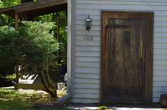 108 Washington St (ANC'N'VA) Tags: door wood house virginia pentax va fredericksburg falmouth