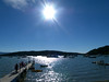 Porto Belo (Ale.Almeida.Photos) Tags: sol praia sc brasil mar barcos portobelo santacatarina
