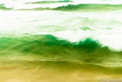 Evening Waves (Paulm_777) Tags: ocean sea water waves wave barbados caribbean 1755 d80