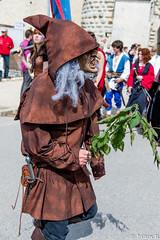 DSC_9761 (mokaworld) Tags: cavalier chevalier feu oiseaux musique provins spectacle jongleur vollibre rapaces cracheur mdivales nikond4 tourcesar equestrio