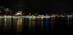 (Adam_P) Tags: night long exposure hamburg landungsbrcken elbe hansestadt