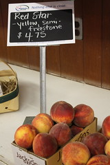 Peach (Jackson's Orchard) Tags: kentucky orchard bowlinggreen jacksons bowlinggreenky jacksonsorchard