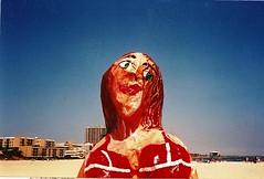 Beach Bum (superheroartist) Tags: beach lady big bums bigest