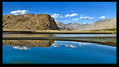 SILENCE OF INDUS RIVER, PAKISTAN (TARIQ HAMEED SULEMANI) Tags: travel summer tourism colors clouds trekking canon sensational tariq indus indusriver skardu supershot theunforgettablepictures concordians sulemani theperfectphotographer tariqhameedsulemani