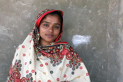 Safia Bhatti, teaching assistant, Pakistan