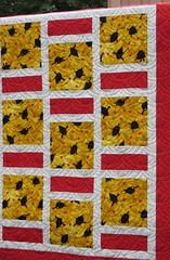 Blackbirds (Nettie's Quilts) Tags: treasure childrens quilts timeless