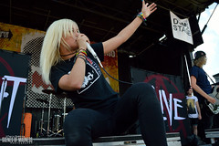 Jenna McDougall (Scenes of Madness Photography) Tags: music jenna photography concert nikon tour michigan live stage detroit july auburn palace warped hills madness domo vans alive tonight scenes mcdougall 2013 d3200