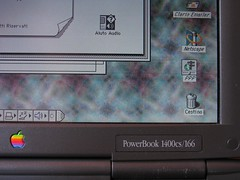 Apple Powerbook 1400CS/166 (retrocomputers) Tags: apple powerbook macintosh mac applepowerbook applemacintosh