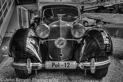 Mercedes Benz 540 K - 1939/1942 (johnkenyonphotography@gmail.com) Tags: cars technology prague bikes trains planes czechrepublic automobiles technicalmuseum