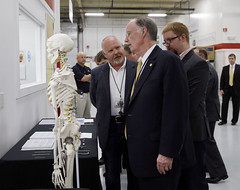 08-22-13 Governor Bentley visits Limestone County as part of Road to Economic Recovery Tour