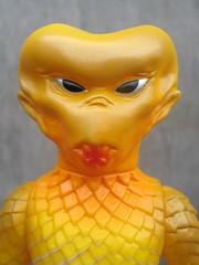 Alien Bado (The Moog Image Dump) Tags: bear monster toy tv model alien seven ultra kaiju tokusatsu bado sofubi bearmodel