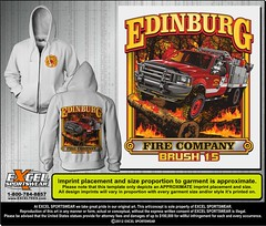 "Edinburg FD 01307202 ZIP HOODIE • <a style=""font-size:0.8em;"" href=""http://www.flickr.com/photos/39998102@N07/9840125205/"" target=""_blank"">View on Flickr</a>"
